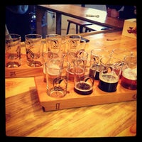 Photo taken at Big Beaver Brewing Co by Brett S. on 1/5/2013