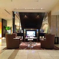 Photo taken at Sheraton Miyako Hotel, Osaka by Vincent T. on 9/2/2013