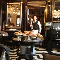 Photo taken at The Wolseley by Vincent T. on 11/2/2012