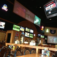 Photo taken at Buffalo Wild Wings Grill & Bar by Vene S. on 7/15/2013
