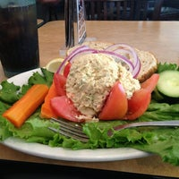 Photo taken at TooJay's Gourmet Deli by Tere L. on 3/29/2013