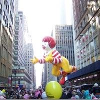 Photo taken at Macy's Parade Celebrity Rehearsals by Rugi (Sebnem Shirley Arslan) on 10/25/2012