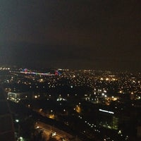 Photo taken at Sheraton Hotel Maslak by sezgin A. on 11/24/2012