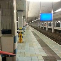 Photo taken at Station Rijswijk by Jordan P. on 10/24/2012