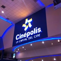 Photo taken at Cinépolis by Maria V. on 11/20/2012