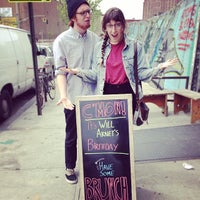 Photo taken at Life Cafe 983 by Bridget B. on 5/4/2014