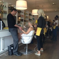 Photo taken at Drybar by Desdemona B. on 7/11/2013
