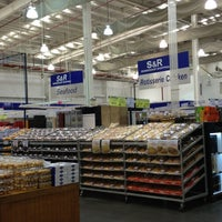 Photo taken at S&R Membership Shopping by Meech R. on 2/3/2013