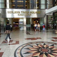 Photo taken at Berjaya Times Square by Fernando A. on 4/5/2013