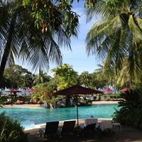 Photo taken at Mutiara Burau Bay Beach Resort by Vladimir on 12/29/2012