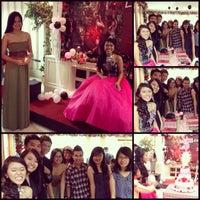 Photo taken at Ramberry Hotel by Zhanina C. on 10/21/2012