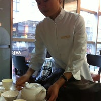 Photo taken at Din Tai Fung by Abdelali   O. on 12/31/2012