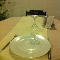 Photo taken at Pizzaria La Dolce Vita by Berchris R. on 12/14/2012