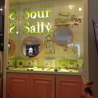 Photo taken at Sour Sally by 🍢Tian . on 12/28/2013