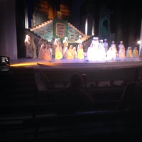 Photo taken at Летен Театър (The Summer Theatre) by Игорь П. on 8/29/2015