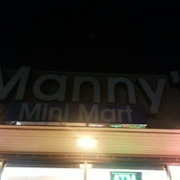 Photo taken at Mannys Mini Mart by Sasikumar G. on 9/10/2013