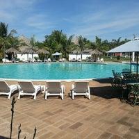Photo taken at Resort Las Hojas El Salvador by Youdicen H. on 12/13/2012