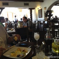 Photo taken at José Antonio Restaurante by Veronica A. on 4/6/2013