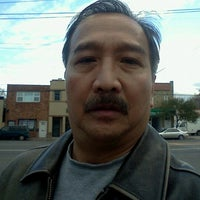 Photo taken at Manny's Barber Shop by Danilo L. on 11/3/2012