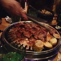 Photo taken at miss KOREA BBQ by Yuqing L. on 6/2/2013