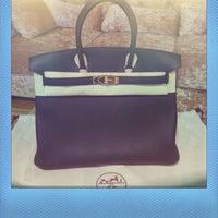 Photo taken at Hermès by Yuqing L. on 4/20/2014