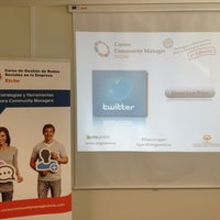 Photo taken at Curso Community Manager Elche by Francisco P. on 2/4/2013