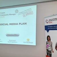 Photo taken at Curso Community Manager Elche by Francisco P. on 6/13/2013
