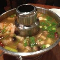 Photo taken at Opart Thai House Restaurant by Clarissa E. on 10/13/2012