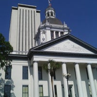 Photo taken at Florida State Capitol by El R. on 4/27/2013