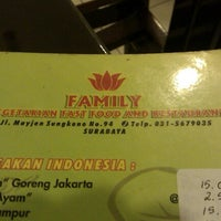 Family Vegetarian Fast Food And Restaurant
