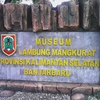 Photo taken at Museum Lambung Mangkurat Banjarbaru by Eva R. on 4/29/2014