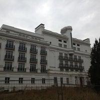 "Photo taken at Sanatorija ""ĶEMERI"" by Valters V. on 11/11/2012"