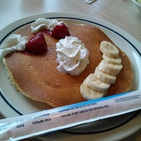 Photo taken at IHOP by Eduardo V. on 5/5/2013