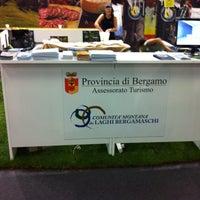 Foto scattata a Fiera di Bergamo da Silvia G. il 10/13/2012