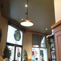 Photo taken at Starbucks by Gaëlle R. on 12/2/2012