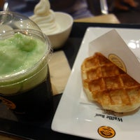 Photo taken at Waffle Bant by gene on 8/4/2013