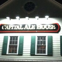 Photo taken at Capital Ale House by Melanie Crocco K. on 11/21/2012