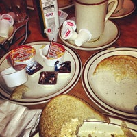 Photo taken at Washington Square Diner by Karl M. on 4/5/2013