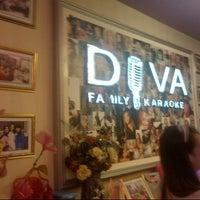 Photo taken at DIVA Family Karaoke by FADLANفضلان ALIعلىAKBARأكبر on 9/16/2013
