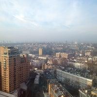 Photo taken at Holiday Inn London - Kensington Forum by Gregor G. on 1/16/2013