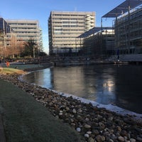Photo taken at Chiswick Business Park by Grant D. on 1/18/2017