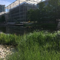 Photo taken at Chiswick Business Park by Grant D. on 6/28/2016
