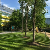 Photo taken at Chiswick Business Park by Grant D. on 7/20/2016
