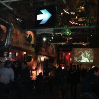 Photo taken at Szimpla Kert by Laure D. on 12/28/2012