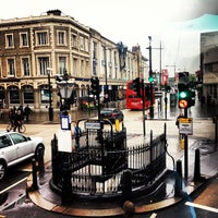 Photo taken at Camden Town by Marc S. on 5/28/2013