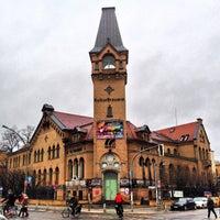 Photo taken at Kulturbrauerei by Daniel Eran D. on 1/5/2013