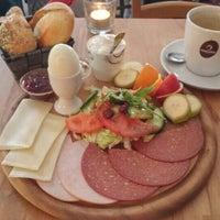 Photo taken at Café Morgenduft by Ka r. on 1/1/2016