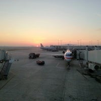 Photo taken at Gate B6 by Brian T. on 11/22/2012
