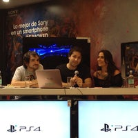 Photo taken at Sony Store by Erick T. on 6/11/2013