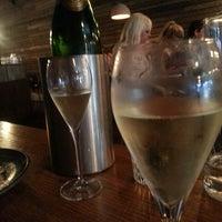 Photo taken at Press* food & wine by Meta N. on 10/25/2014